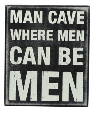 Man Cave Decor